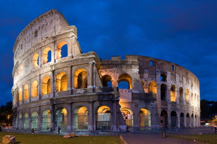 Lazio Rome ancient tastes and flavours Italy Explore Colosseo