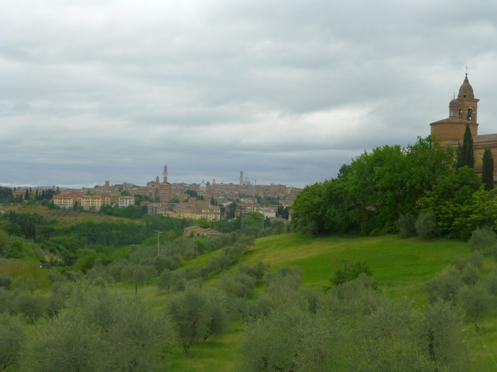 Italian Florence: From Siena To Montalcino Discovering The Francigena Way