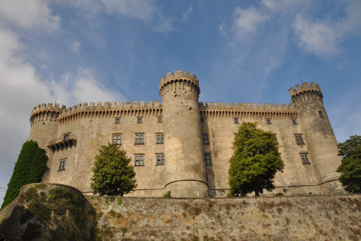 Italy Explore Tuscia Bracciano