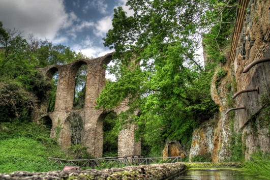 Lazio the mysterious side of the Etruscan land Italy Explore Tuscia Canale Monterano