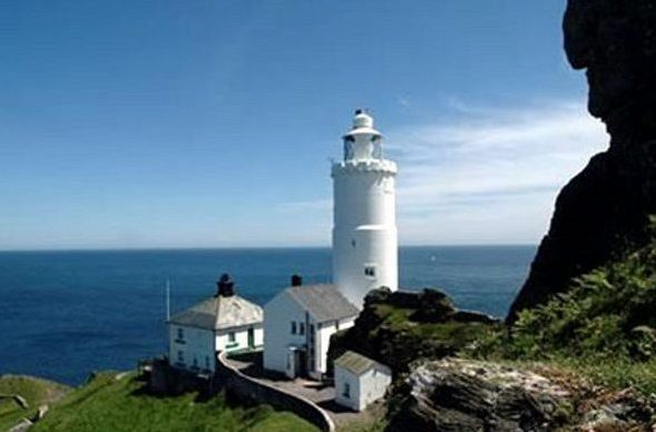 Cornwall, lighthouse