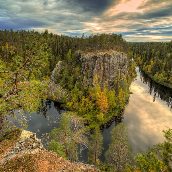Finland:  Karhunkierros, the bear trail