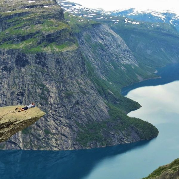 Norway, the kingdom of the fjords